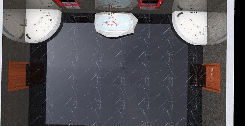 Second project one Bathroom Interior Design Render