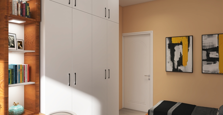 Room-2-1 Interior Design Render