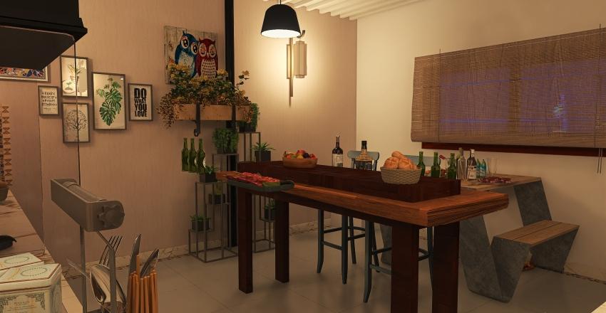 R & M Interior Design Render