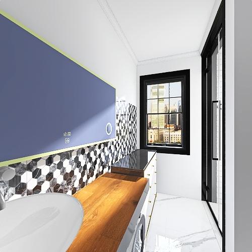 numero 3 Interior Design Render