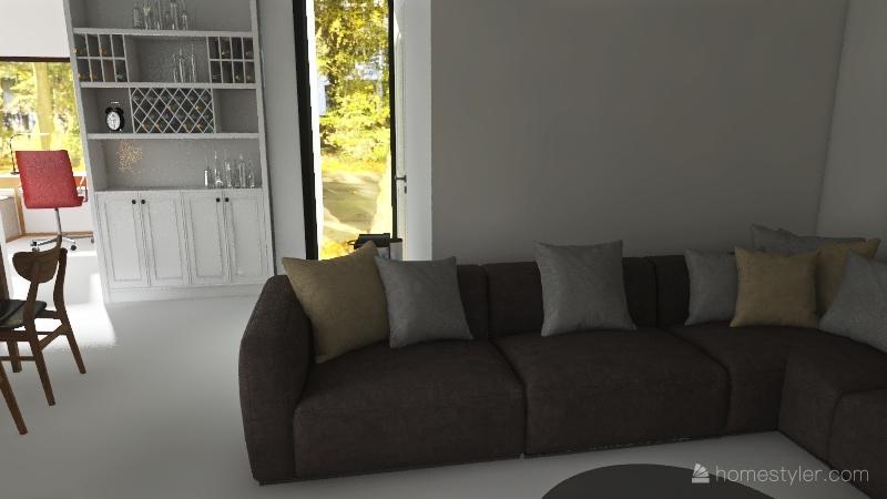 20201120 Interior Design Render