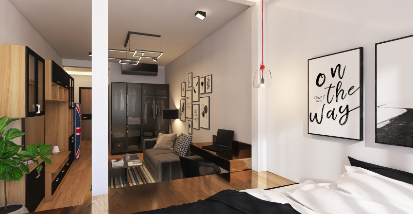 141 Interior Design Render