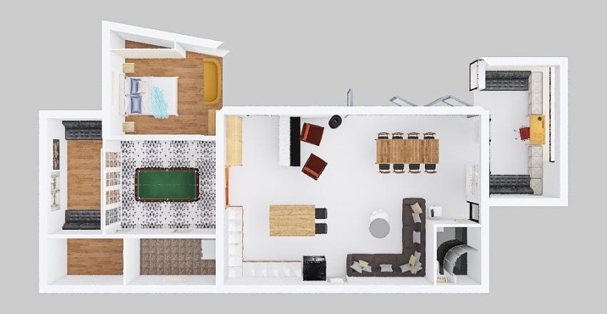 20201118c Interior Design Render
