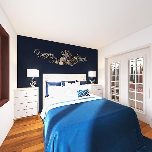 Numero 2 Interior Design Render