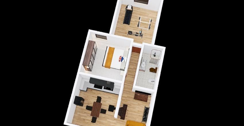progetto bardellì Interior Design Render