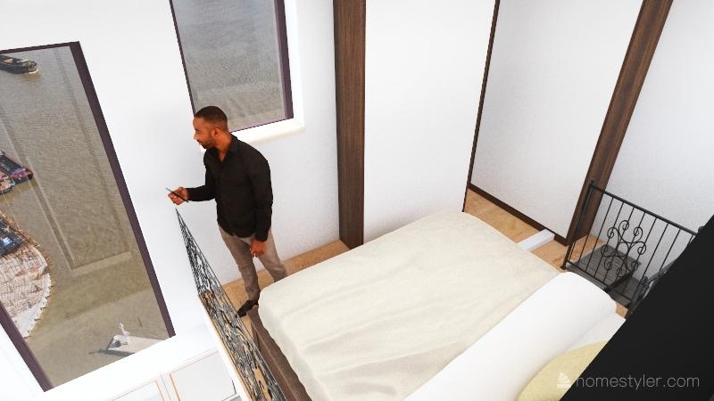 Tiny House Macmaster Interior Design Render