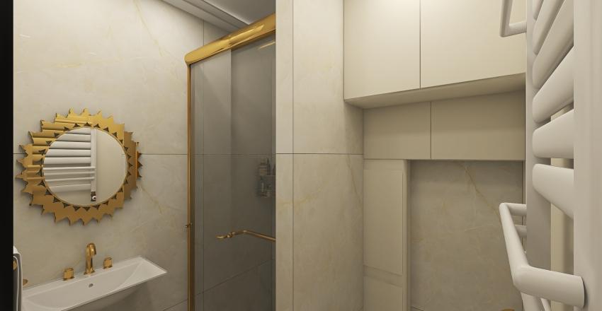 Flate Interior Design Render