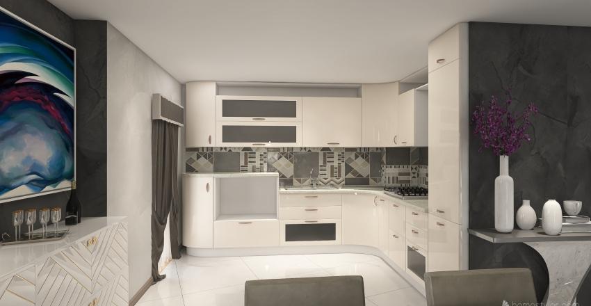 BOVA/BALINZO Interior Design Render
