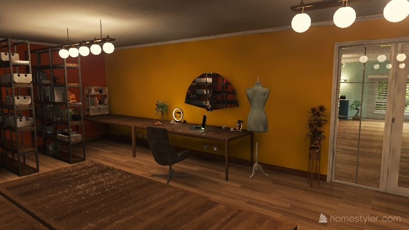 Taller Nanyx Interior Design Render