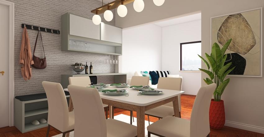Tamara Nunes Interior Design Render
