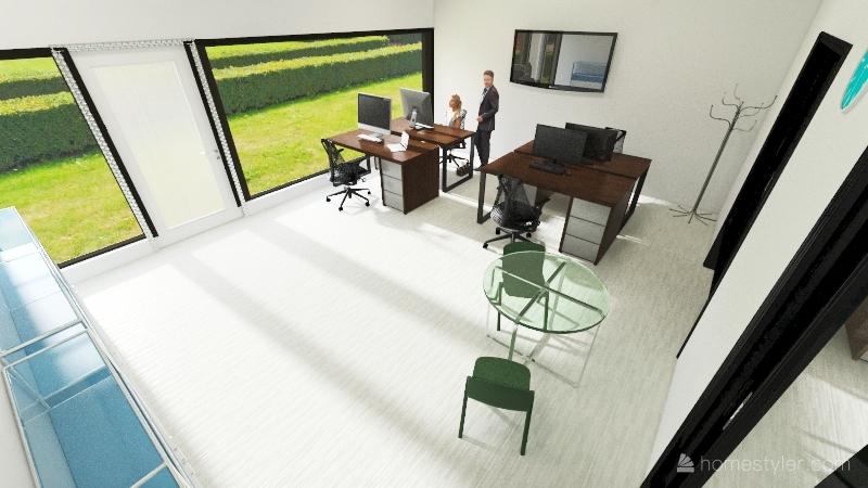 Kreativwerkstatt III_ver1 Interior Design Render