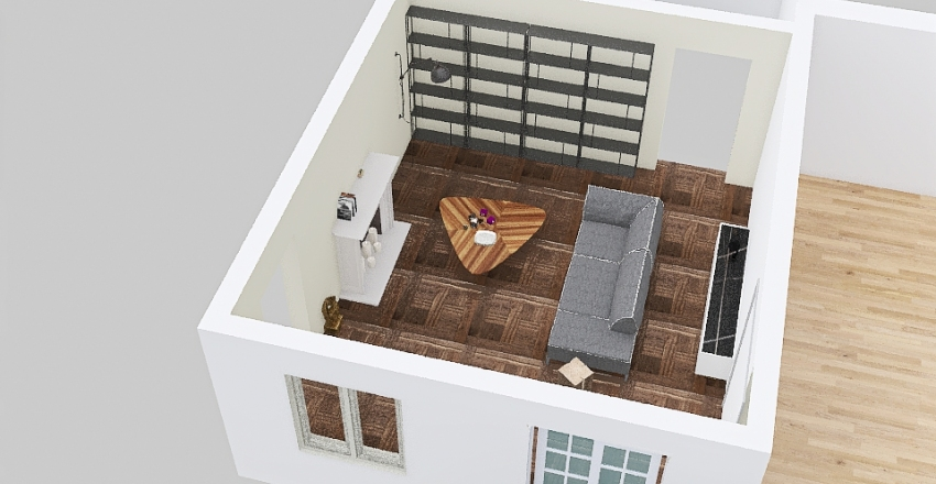 berno Interior Design Render