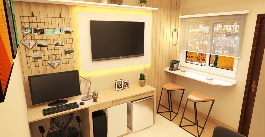 Anderson Justino Fernandes - UPK Interior Design Render