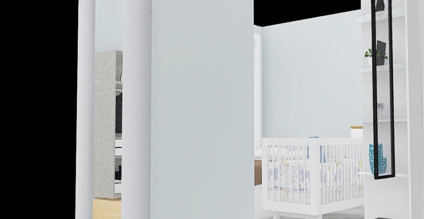 Master Room_6 Interior Design Render