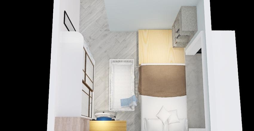 Copy of Master Room_6 Interior Design Render