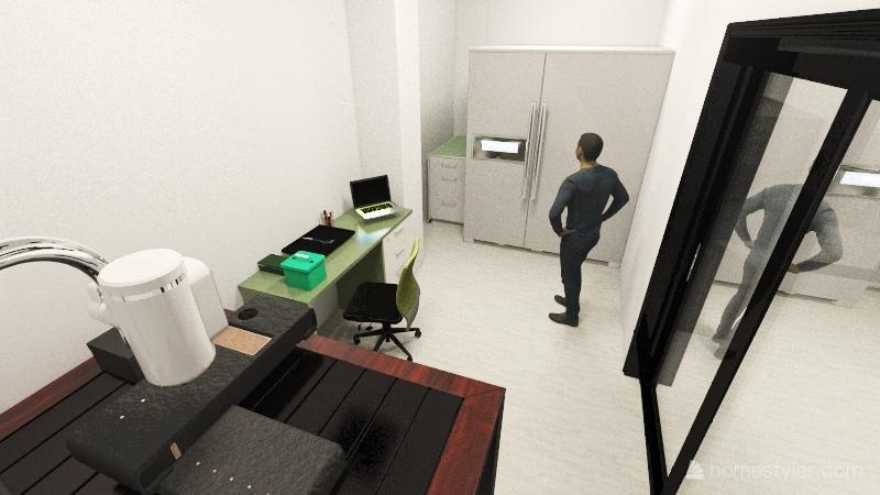 Kreativwerkstatt III_ver2 Interior Design Render