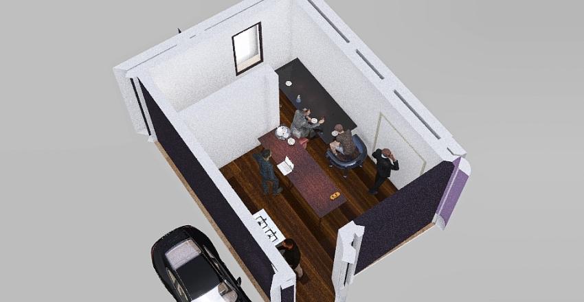 coffy shop_copy Interior Design Render