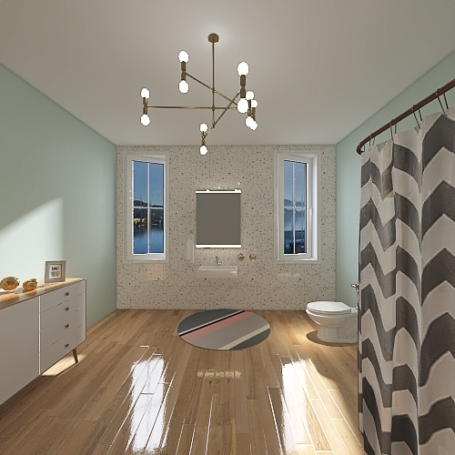 Moritas Bedroom Interior Design Render
