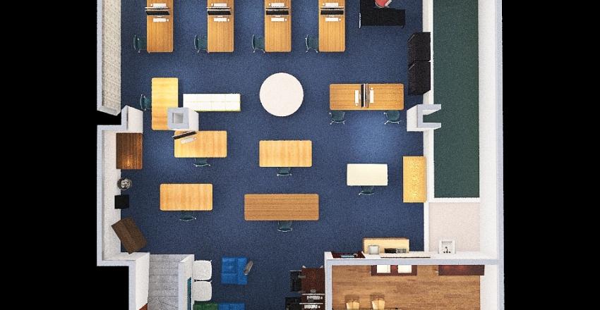 RL v2_DAAD room 2 Interior Design Render