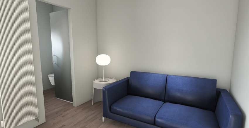 Fabri Doberdò 8 New Interior Design Render