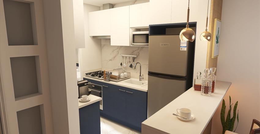 Agatha Suelen Lima e Silva - UPK Interior Design Render