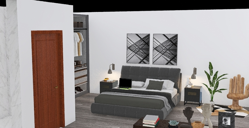 Fatma Interior Design Render