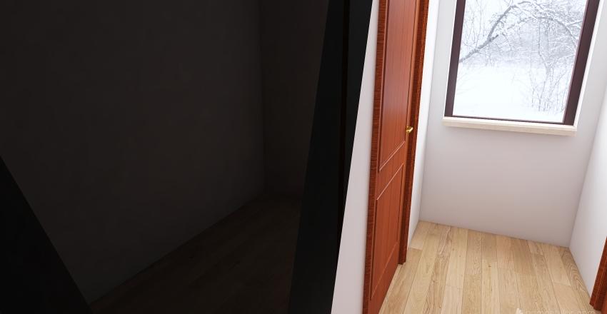 Kevin Pannone- Architecture 3B Master Bath project. Interior Design Render