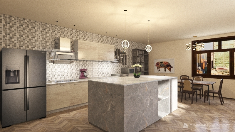 HomeNov2020 Interior Design Render