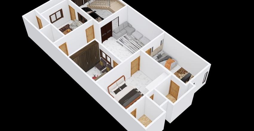OPO Interior Design Render