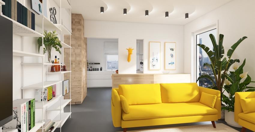PRATI DI VEZZANO Interior Design Render