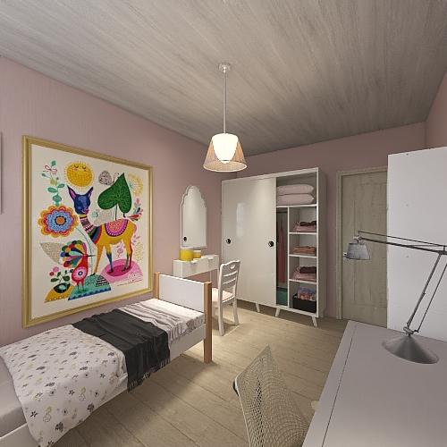 Komnata Na. 2 Interior Design Render