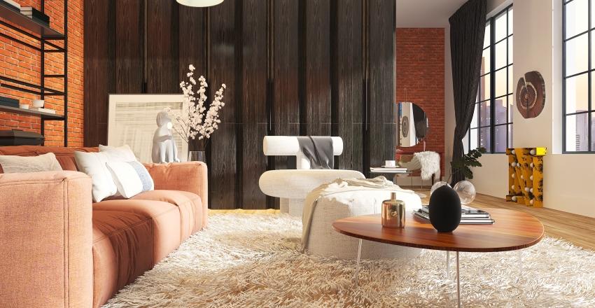 Loft 86 Interior Design Render