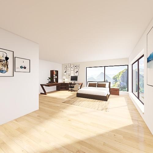 Wiktor Projekt Interior Design Render