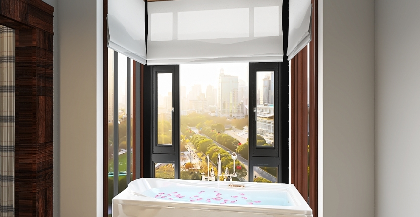 ADF - Dream Bathroom Interior Design Render