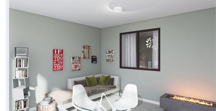 Gandolfi Filippi Interior Design Render