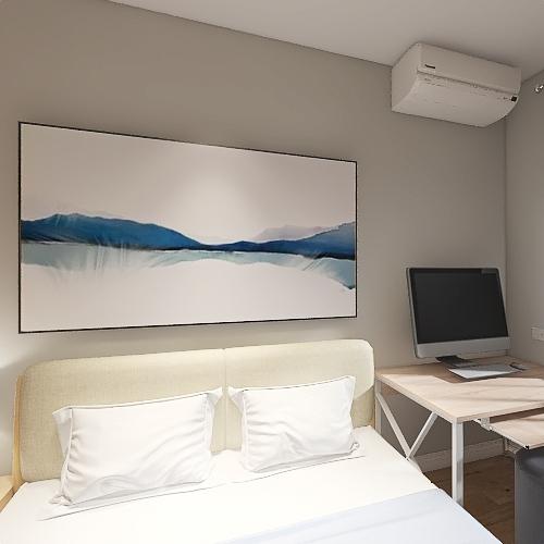 Copy of квартира М4.6 2янв2021 Interior Design Render
