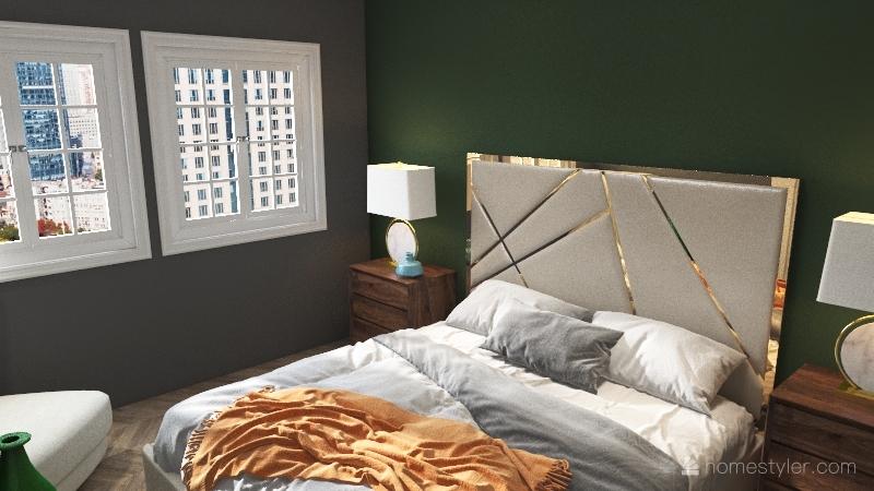 885 House Interior Design Render