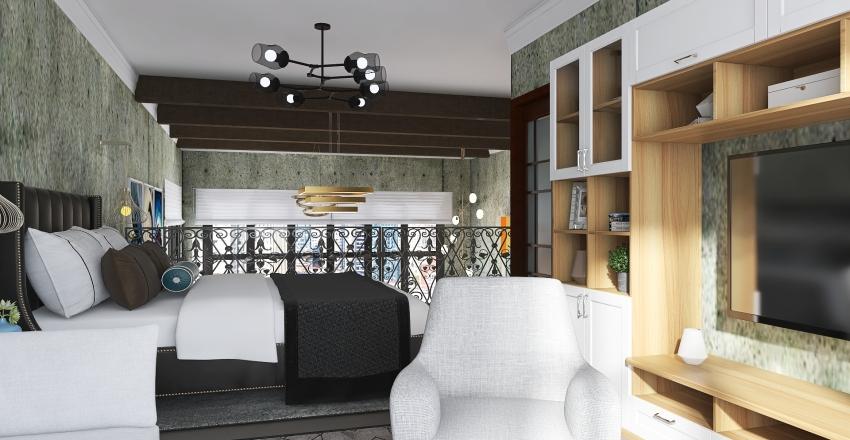 EDIFICIO DE APARTAMENTOS N Interior Design Render