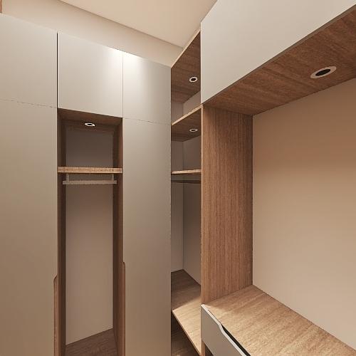 квартира М1 Interior Design Render