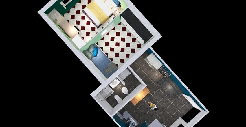 COPPIA Interior Design Render