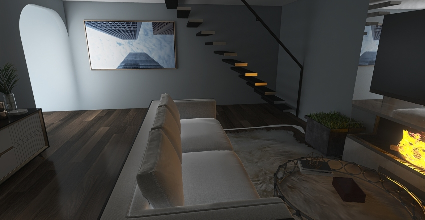 Home.1 Interior Design Render