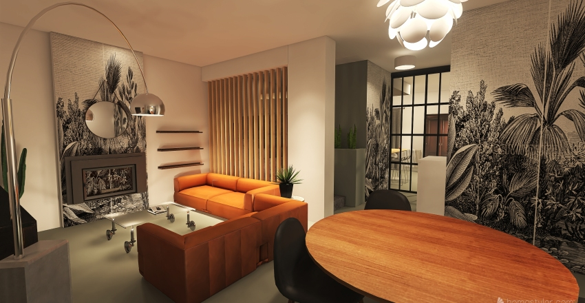 Copy of v2_camino variante Interior Design Render