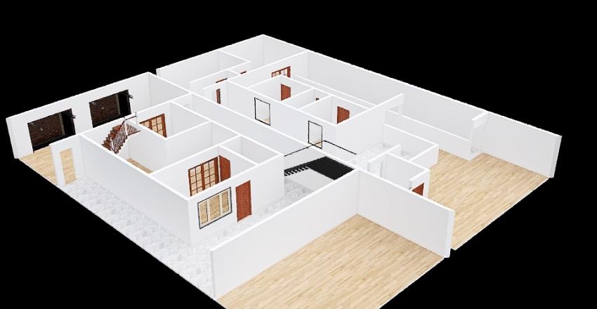 Valderez v3 Interior Design Render