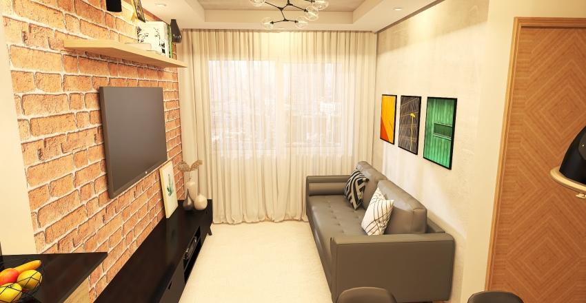 Gilman Batista dos Santos Junior - UPK Interior Design Render