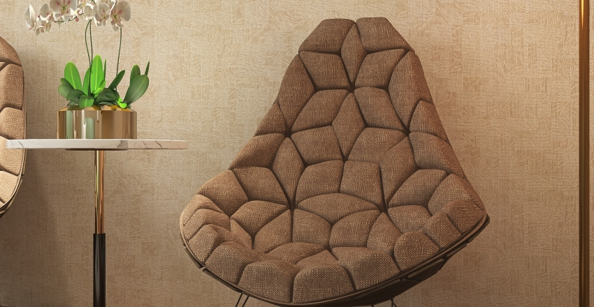small guestroom .. Interior Design Render