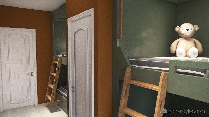 1054 House Interior Design Render