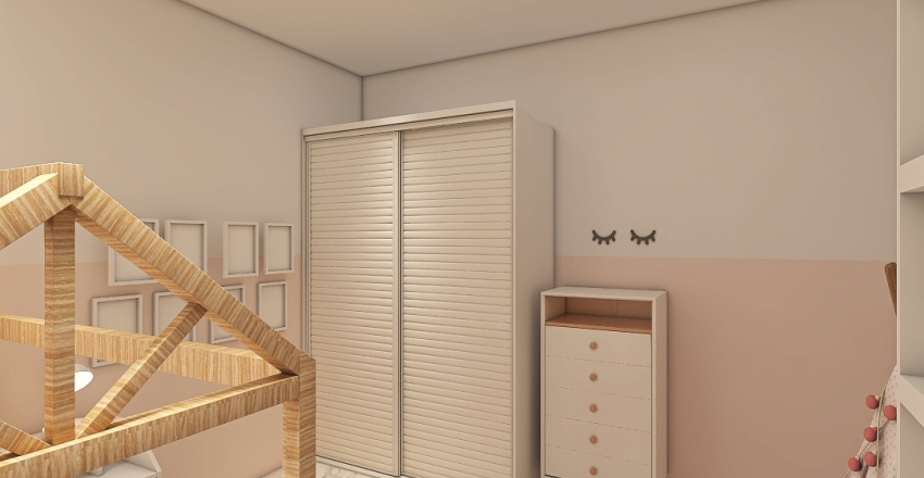 Danielle Benchimol Mattos Interior Design Render