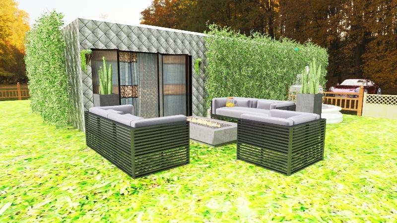 DEPARTAMENTO BRI Interior Design Render