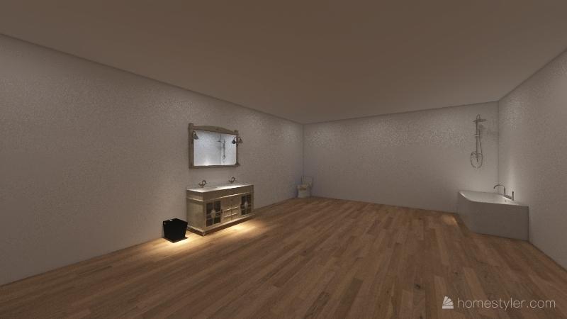 Casa de los sueños Interior Design Render