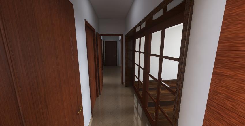 3 izb byt Rastislavova 74 Interior Design Render